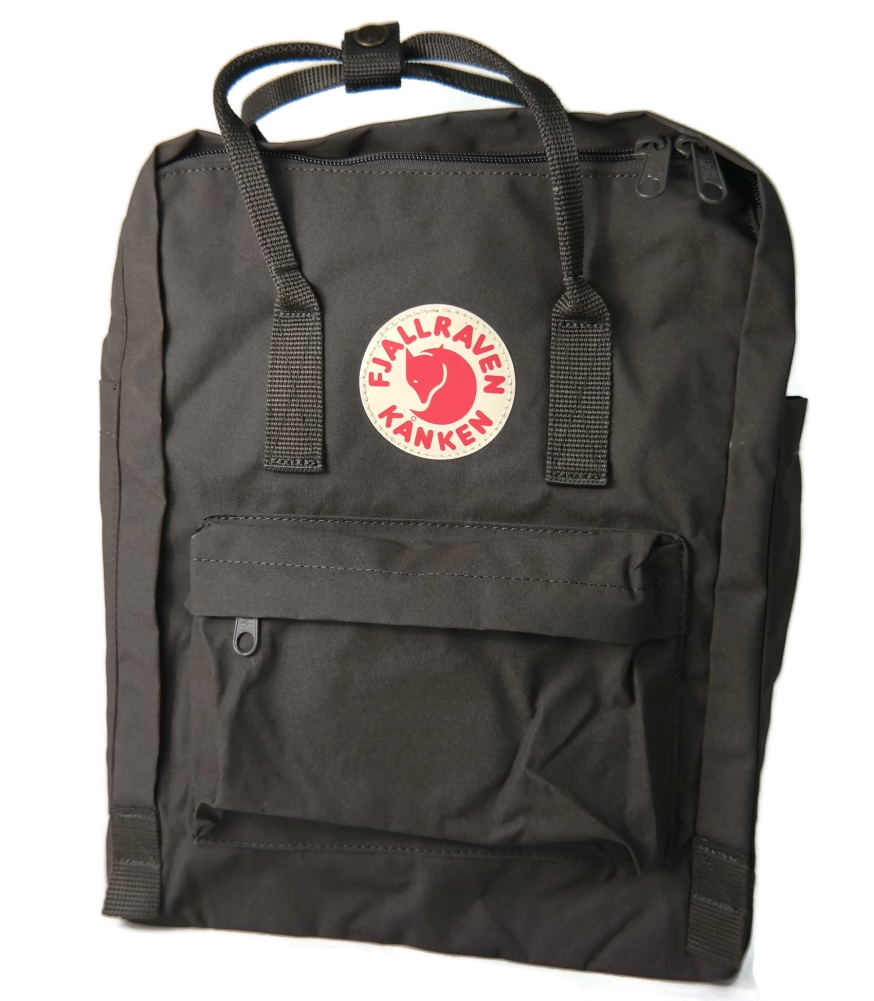 7db66f2569 ICONIC SCANDINAVIAN DESIGN  The Fjallraven Kanken-Mini is a sister style to  the Kanken classic school pack that has been in style since 1978.
